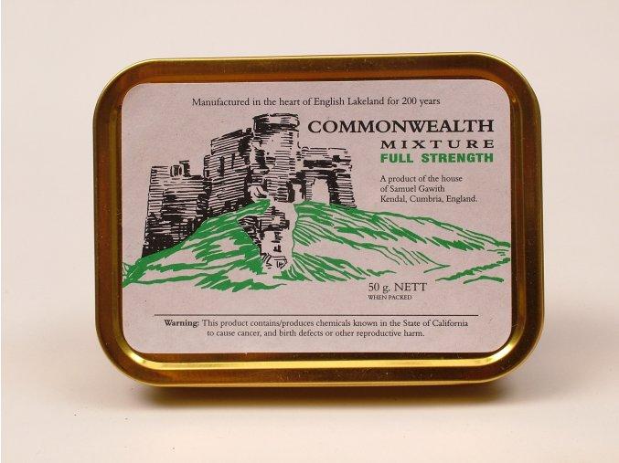 Samuel Gawith Commonwealth Mixture (Gramáž 100g)