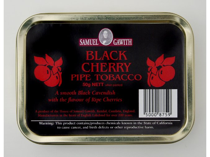 Gawith Black Cherry