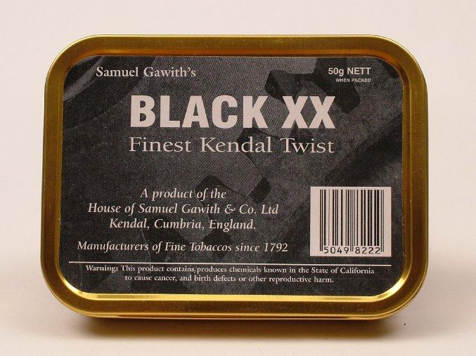 Samuel Gawith Black XX