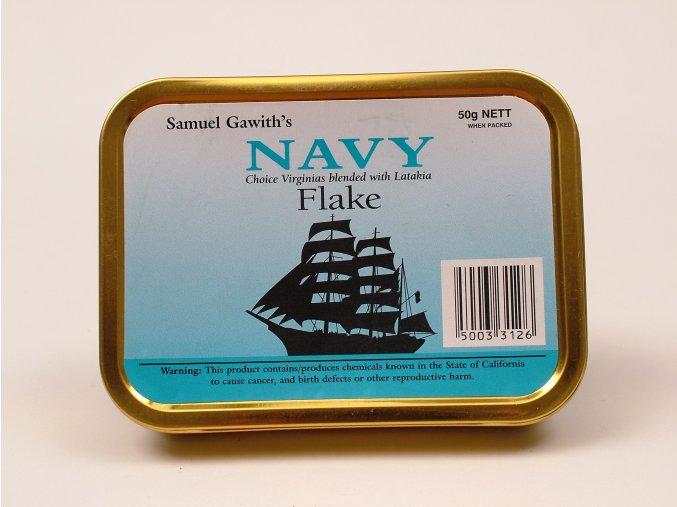 Samuel Gawith Navy Flake (Gramáž 100g)