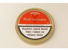 Savinelli Black Cavendish (Gramáž 10g)