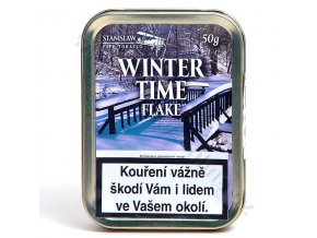 winter time flake