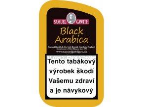 4584 black arabica