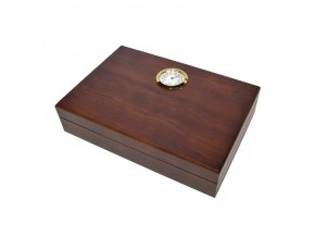 Humidor Angelo Travel Brown 5D