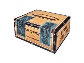 1872 humidor 35d cuba cigars