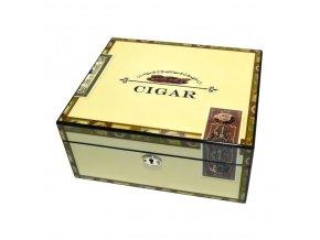 1929 humidor 35d cigar
