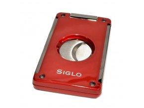 Doutníkový ořezávač Siglo Red