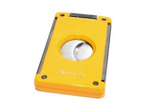 Doutníkový ořezávač Siglo Yellow