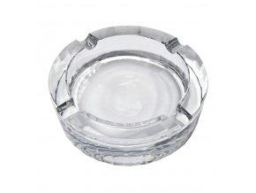 2442 popelnik kristalovy 4d kulaty ii