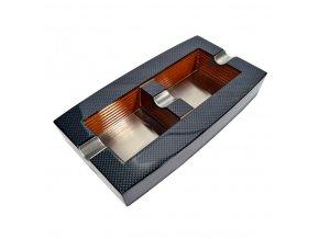 Popelník 2D Carbon/Wood