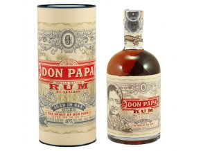 don papa 7 yo 0.70l gb 870