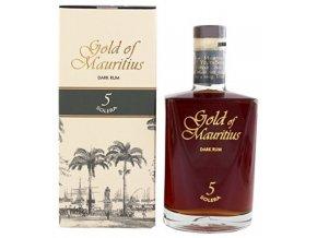 gold of mauritius dark rum solera 5 1114336 s168