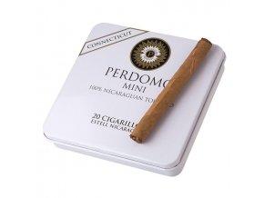 perdomo mini white