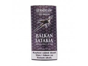 001 Balkan Latakia 50g fólie 3