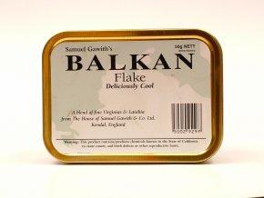 Samuel Gawith Balkan Flake (Gramáž 100g)