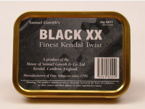 Samuel Gawith Black XX (Gramáž 100g)