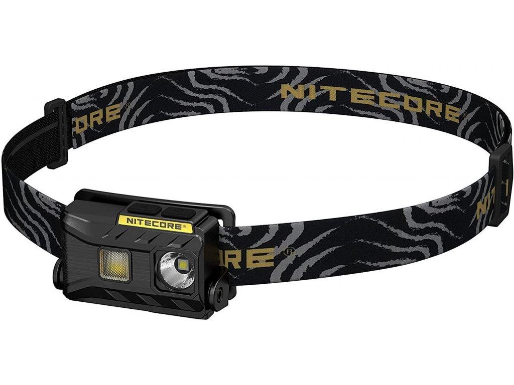 Nitecore -  USB Nabíjateľná LED Čelovka NITECORE - NU25