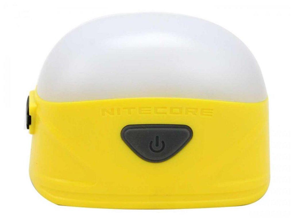 Svietidlo LA30 yellow - žlté