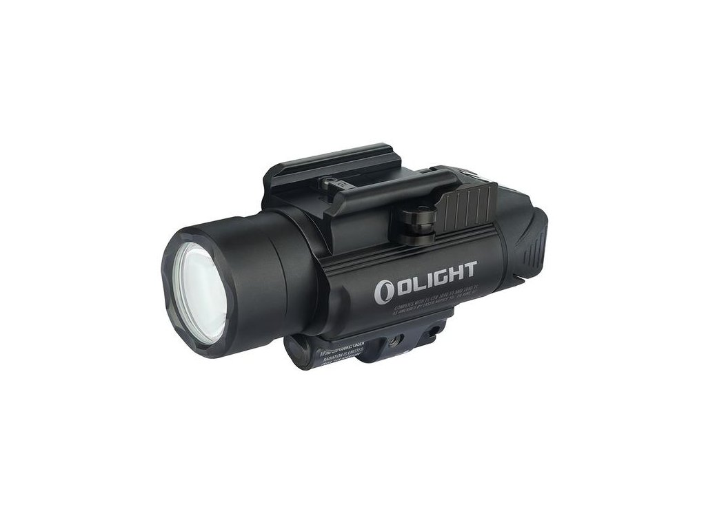 Olight -  Svetlo na zbraň Olight BALDR RL 1120 LM červený laser