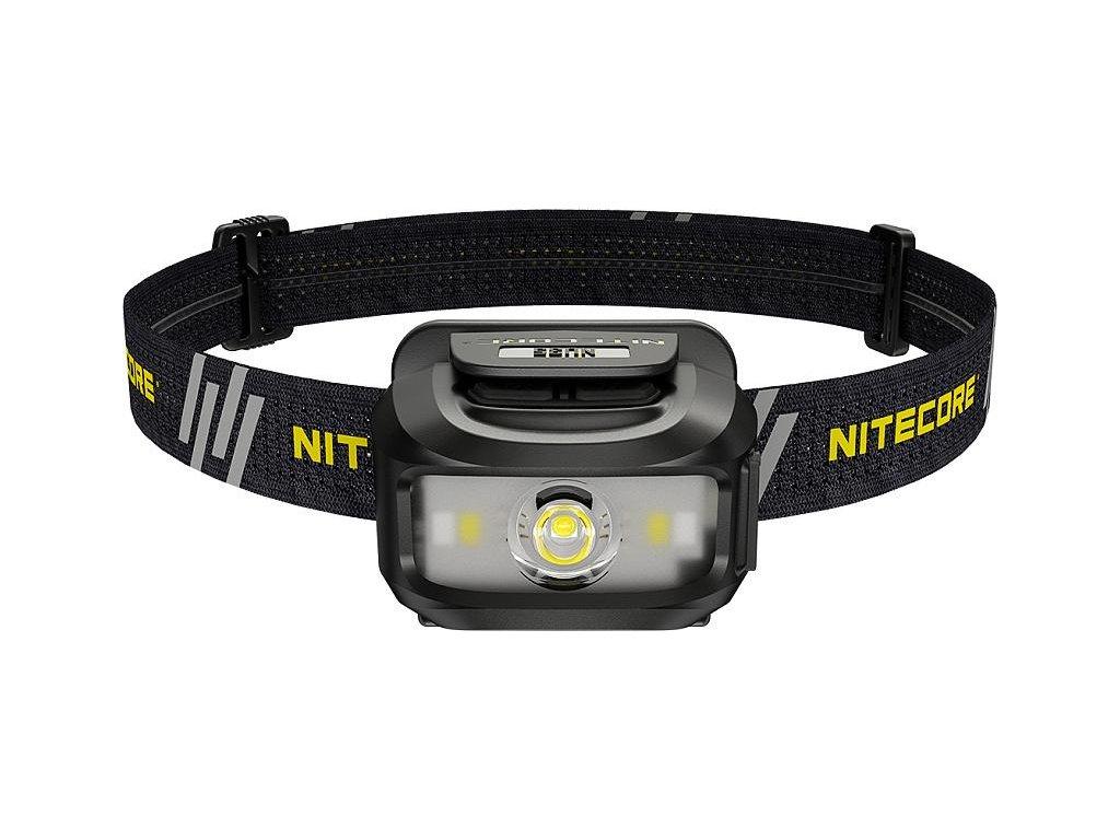 NITECORE -  USB Nabíjateľná LED Čelovka NITECORE NU35