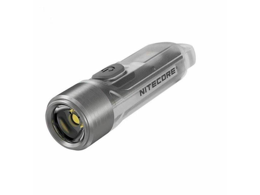 Nitecore -  Miniatúrna a ultraľahká LED kľúčenka NITECORE TIKI (300 lm)