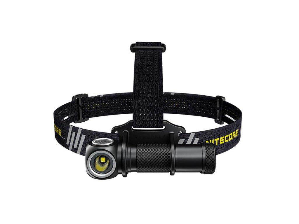 Nitecore -  LED Čelovka NITECORE UT32, s výstupom LED 1100LM