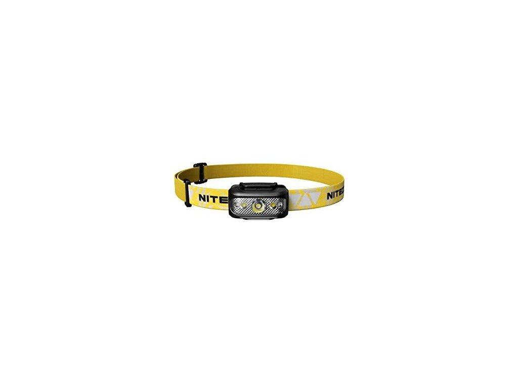 NITECORE -  USB Nabíjateľná LED Čelovka NITECORE NU17