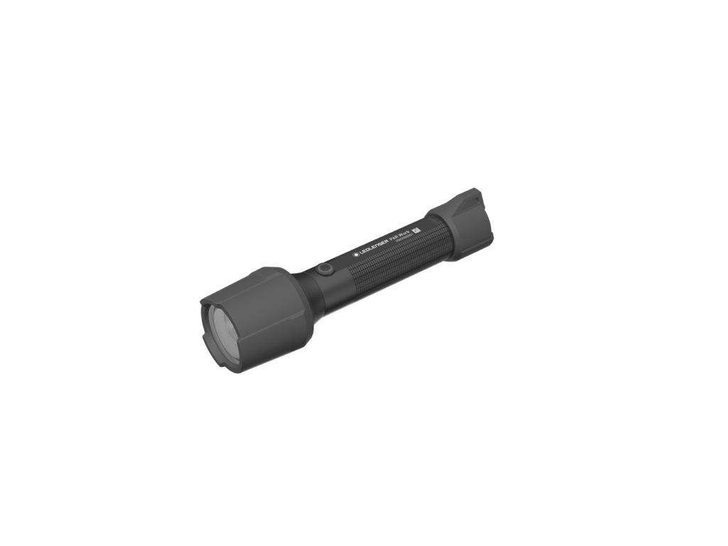 Led lenser -  Nabíjateľná LED Baterka LEDLENSER P6R WORK- 850 LM