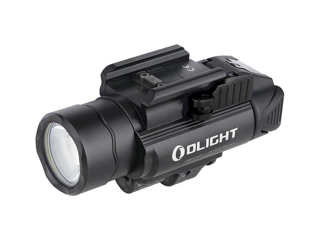 Olight -  Svetlo na zbraň OLIGHT BALDR IR 1350 LM - IR zelený laser