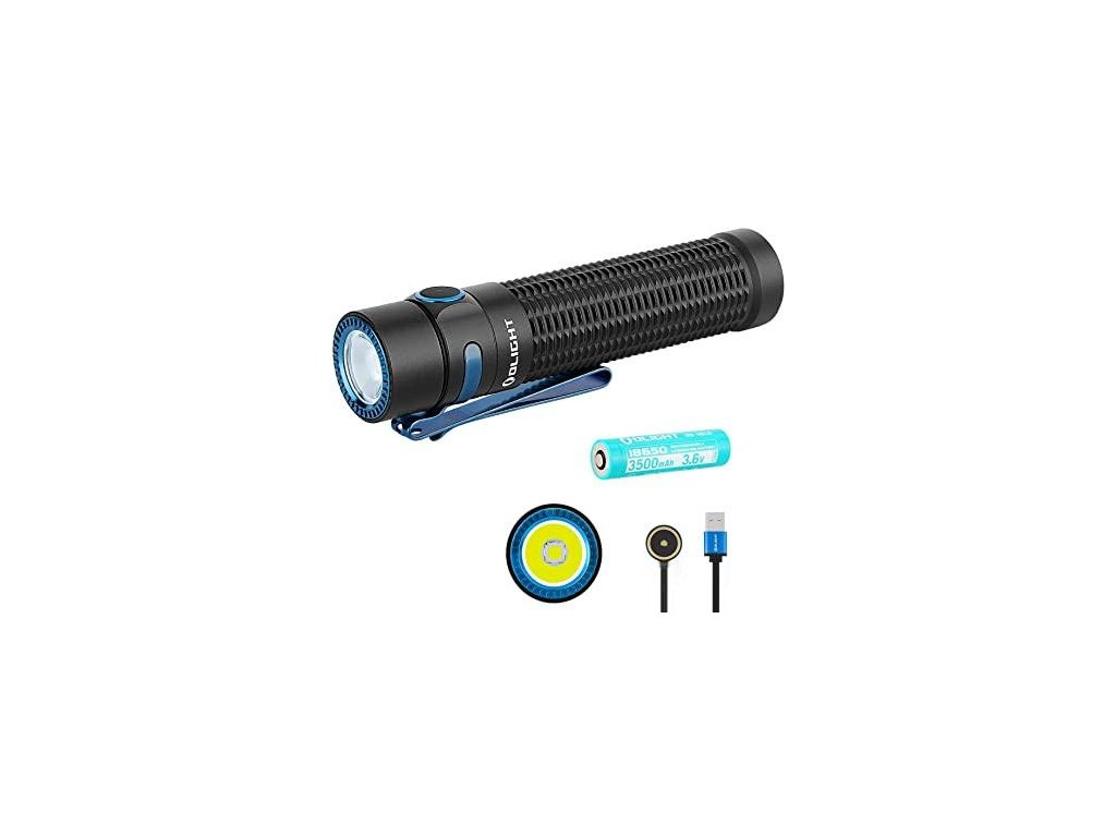 Olight -  LED Baterka OLIGHT Warrior Mini s výstupom 1500 LM