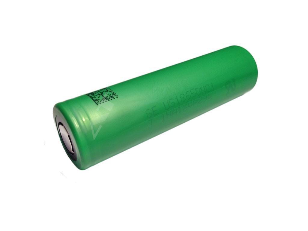 Sony -  Akumulátor SONY US18650NC1 - 18650 (Li-ion) 2900 mAh, Flat Top, bez ochrany