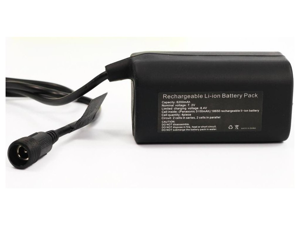 Panasonic -  Battery pack Panasonic 8.4V 6800mAh