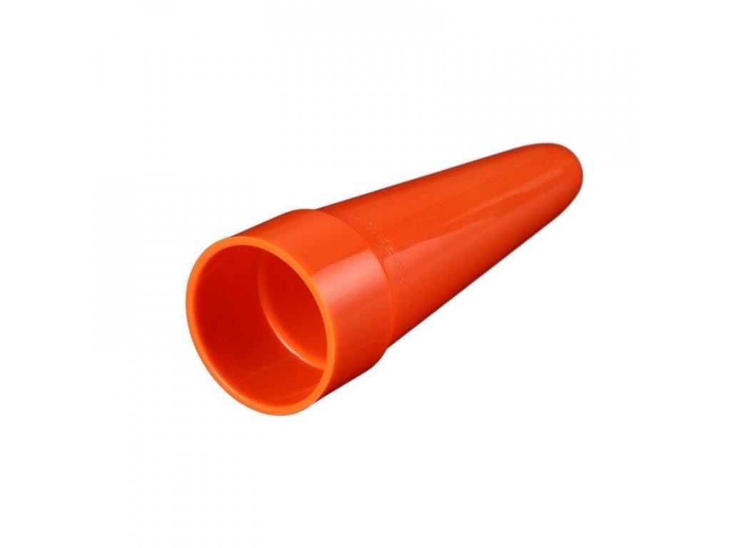 Nitecore -  Difuzer Nitecore červený 25,4mm