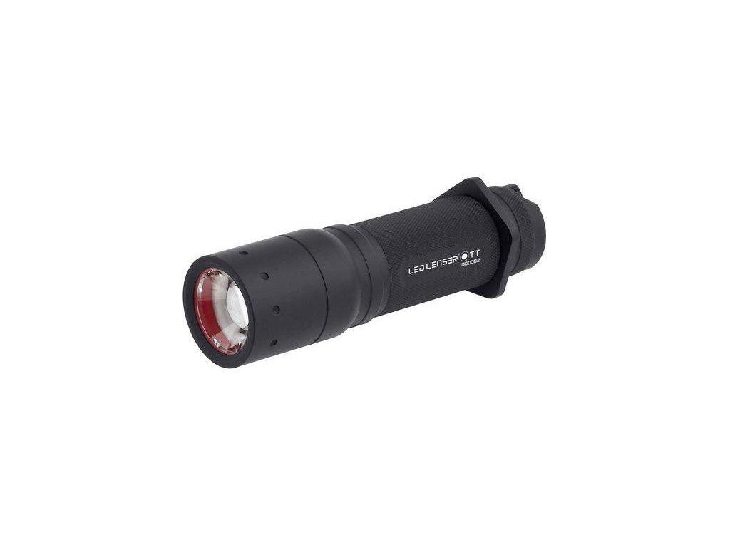 Led lenser -  Lovecká LED Baterka LED LENSER TT s výstupom LED 280 LM