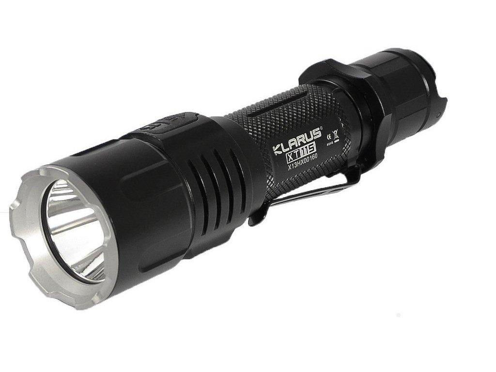 Klarus -  USB nabíjateľná LED Baterka KLARUS XT11S (XP-L HI V3)