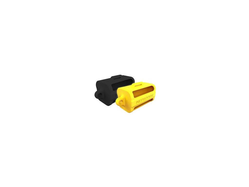 Nitecore -  Gumené úložisko pre akumulátory NITECORE NBM40