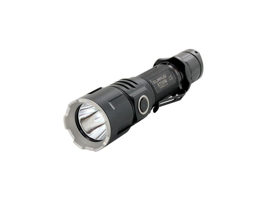 Klarus -  LED Baterka KLARUS XT11GT - USB nabíjateľná (2000 LM)