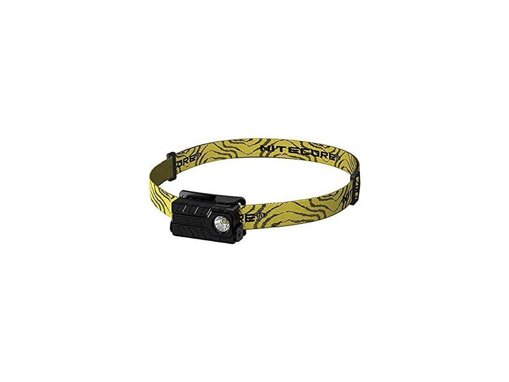 Nitecore -  Nabíjateľná bežecká LED Čelovka NITECORE NU20 (360LM)