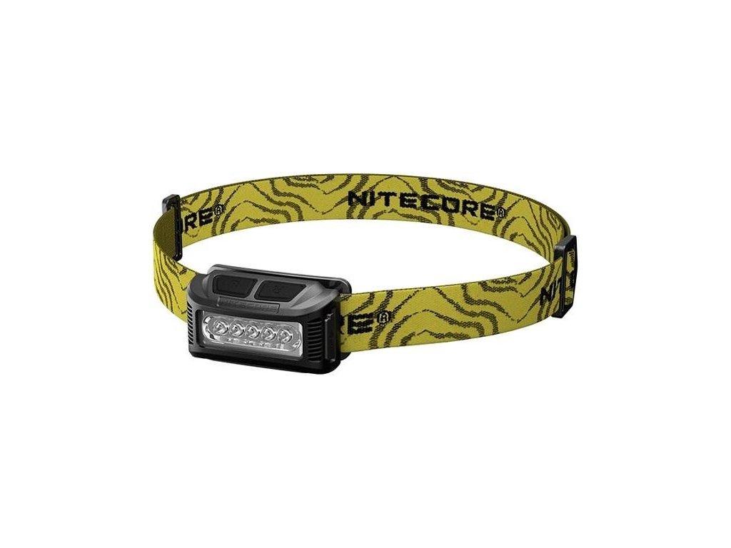 Nitecore -  Nabíjateľná LED Čelovka NITECORE NU10 - High perf. LED