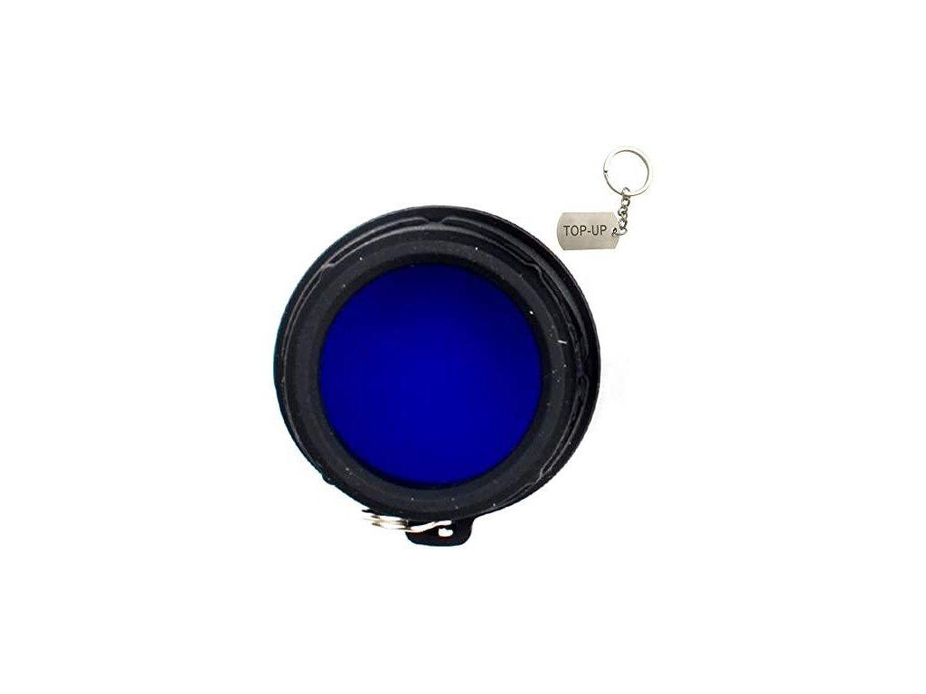 Klarus -  Filter KLARUS FT11 (modrý) vhodný pre LED baterky KLARUS