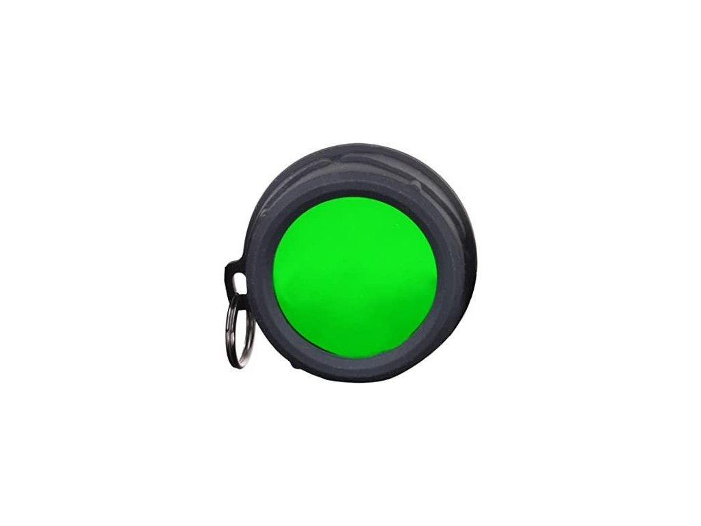 Klarus -  Filter KLARUS FT11 (zelený) vhodný pre LED baterky KLARUS