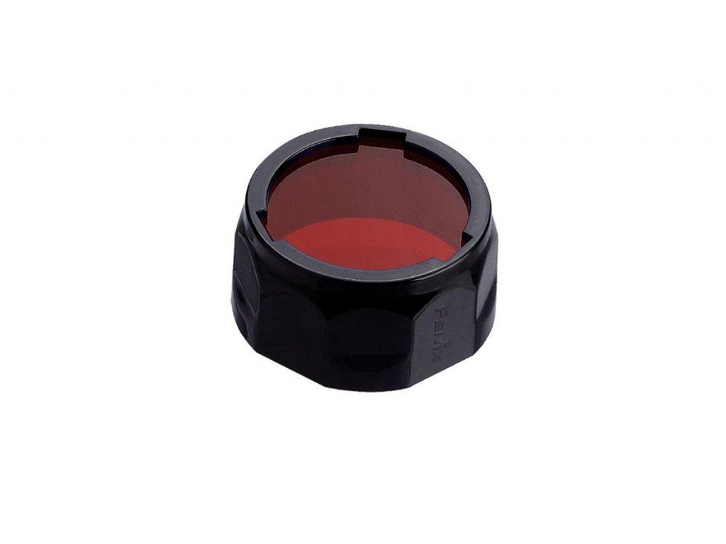 Fenix -  FENIX filter AOF-M červený - pre svietidlá s priemerom 34mm