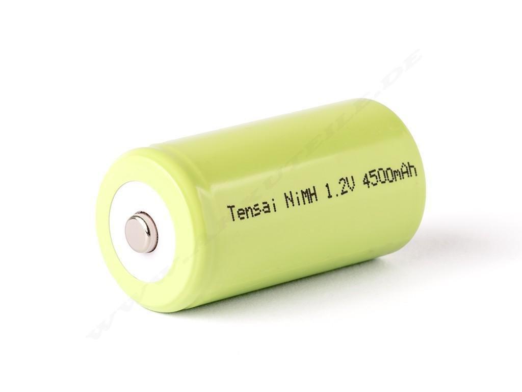 Tensai -  Akumulátor TENSAI TR-C4500 - C (Baby) / LR14 / UM2 / MN1400, 4500mAh, Ni-MH, 1.2V