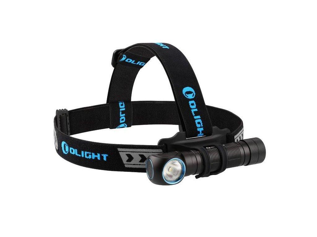 Olight -  Nabíjateľná LED Čelovka OLIGHT H2R NOVA - s magnetickým nabíjaním