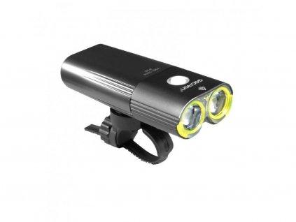 GACIRON -  Cyklistické svietidlo GACIRON V9D dobíjateľné cez micro-USB