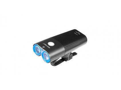 GACIRON -  Cyklistické svietidlo GACIRON V9D LIMITED EDITION s výkonom 1800 lumenov