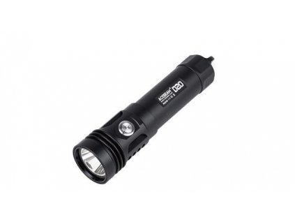 Acebeam -  Výkonná LED baterka pre potápačov ACEBEAM D20 + Li-ion s micro USB