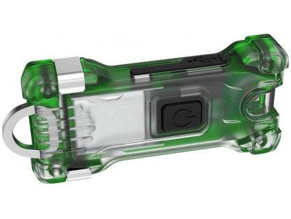 Armytek -  LED kľúčenka Armytek Zippy s nabíjateľným Li-Pol 100mAh 3,7V aku