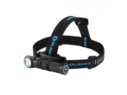 Olight -  Nabíjateľná LED Čelovka OLIGHT Perun Kit, s výstupom LED 2000LM