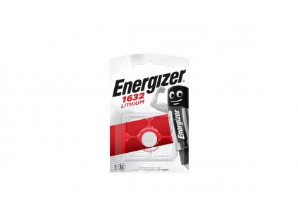Energizer -  Gombíková lítiová batéria Energizer CR1632